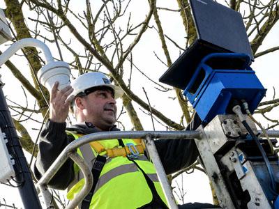 CCTV for Business Premises in Hertfordshire
