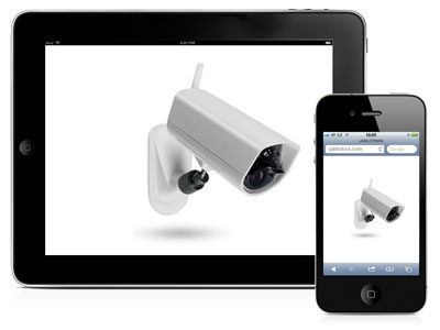 Wireless CCTV