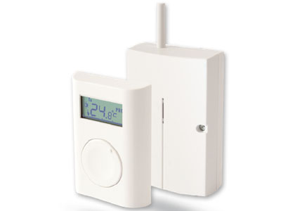 Wireless Heating Control Systems for Business Premises